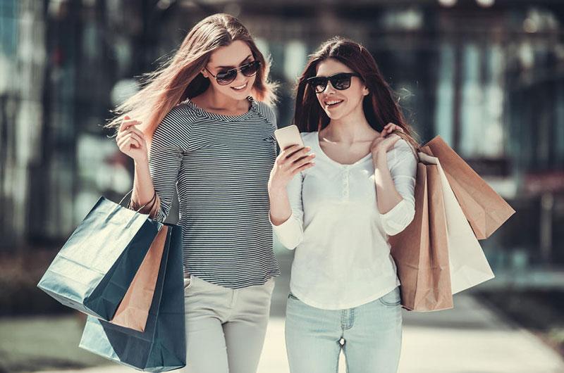 Compras e Lojas