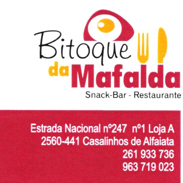 Bitoque da Mafalda