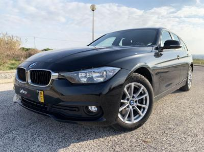BMW 320 D TOURING - ANO: 2016
