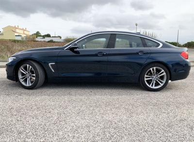 BMW 420 GRAN COUPE - ANO: 2016